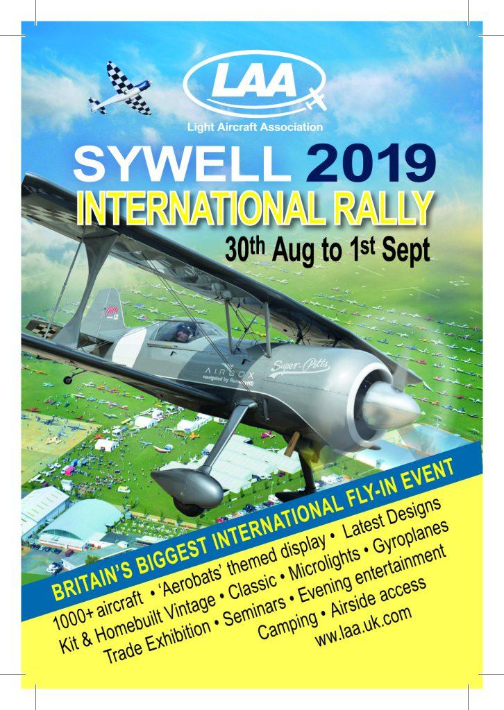 Sywell Rally 2019